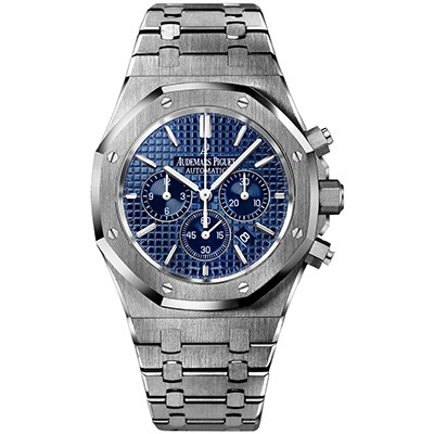 Audemars Piguet Royal Oak Boutique Edition Blue Dial Chronograph 41mm