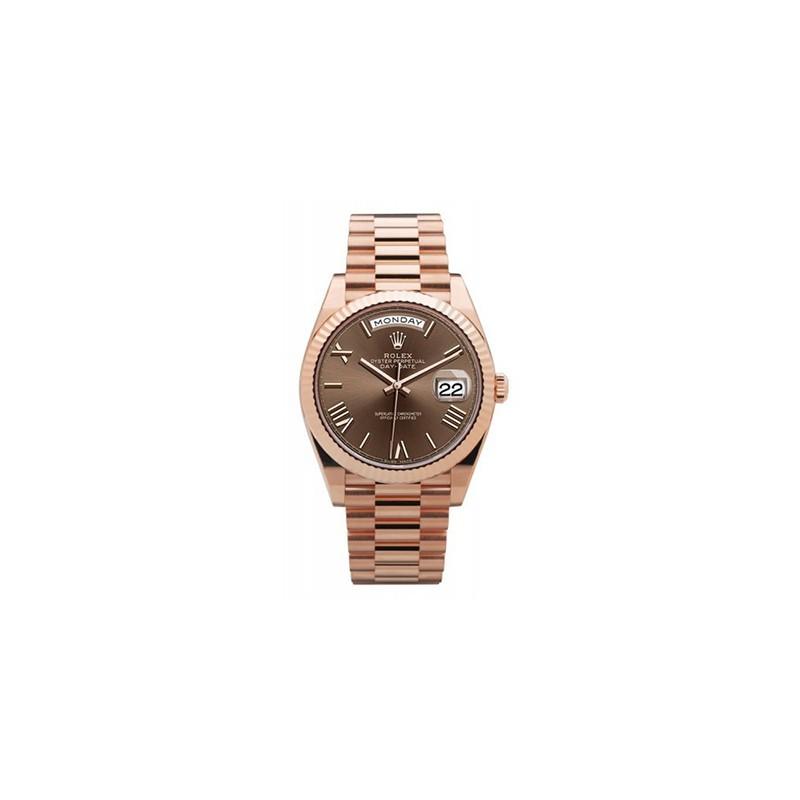 Rolex DayDate 40 Rose Gold 228235