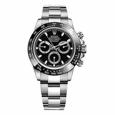 Rolex Daytona 116500LN Steel Black Dial