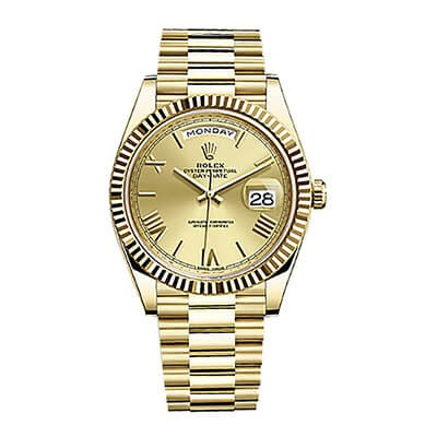 Rolex DayDate40 228238 Yellow Gold