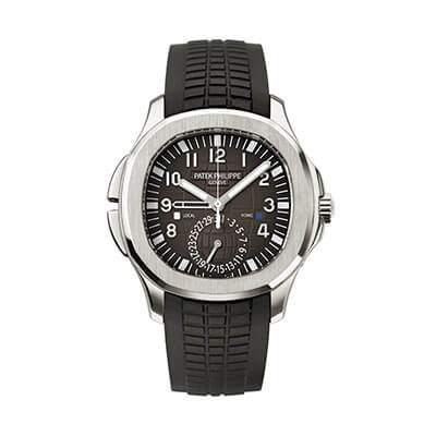 Patek Philippe Aquanaut Travel Time 5164