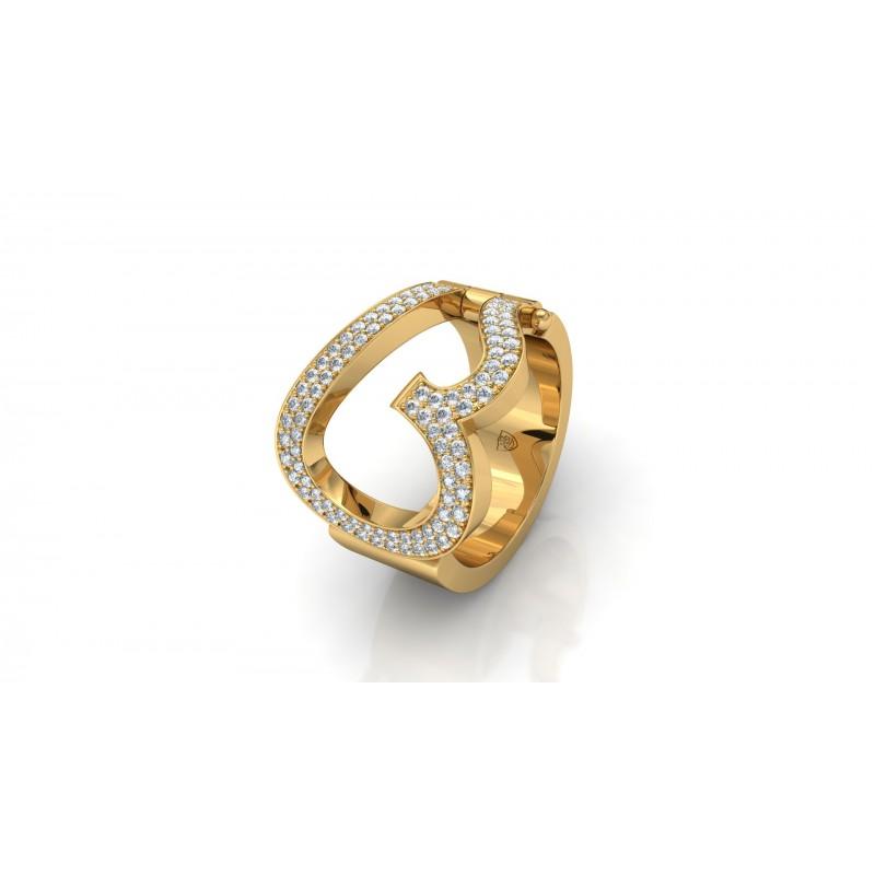 B Ring Diamond