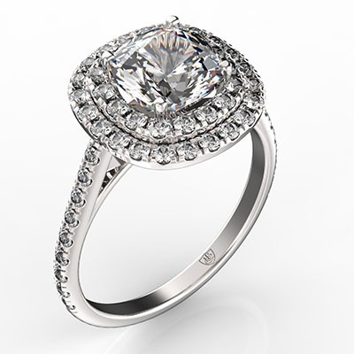 Halo Cushion Cut 2