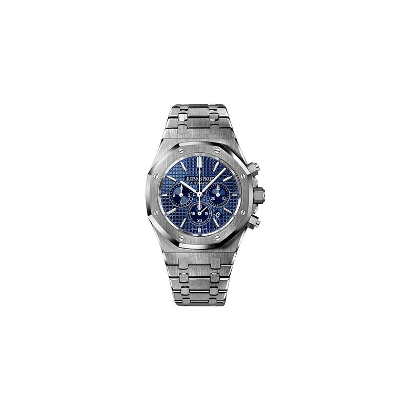 Audemars Piguet Royal Oak Boutique Edition Blue Dial Chronograph 41mm