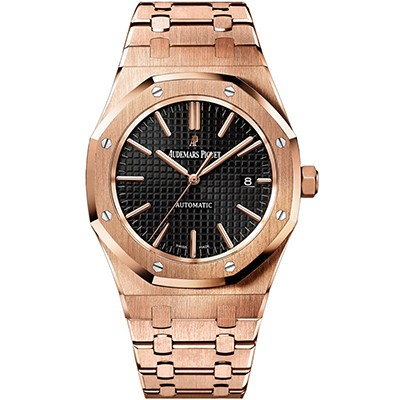 Audemars Piguet Royal Oak Classic 41mm Rose Gold