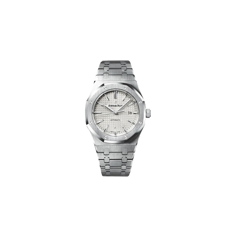Audemars Piguet Royal Oak 41mm White-Dial 15400ST.OO.1220ST.02