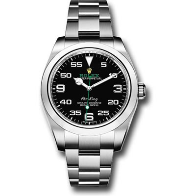 Rolex Air King Steel 116900