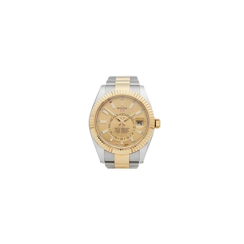 Rolex Sky-Dweller 326933 Steel & Gold
