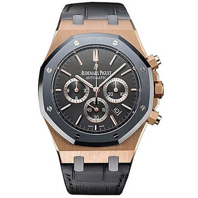 Audemars Piguet Leo Messi Rose Gold