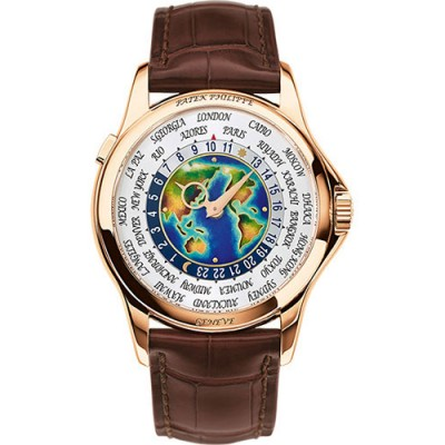 Patek Philippe 5131r World Time Rose Gold