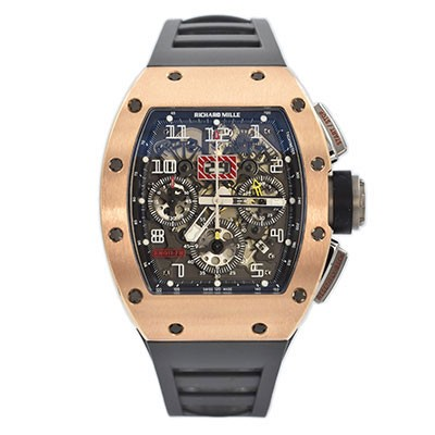 Richard Mille RM011-01Rose Gold Titanium