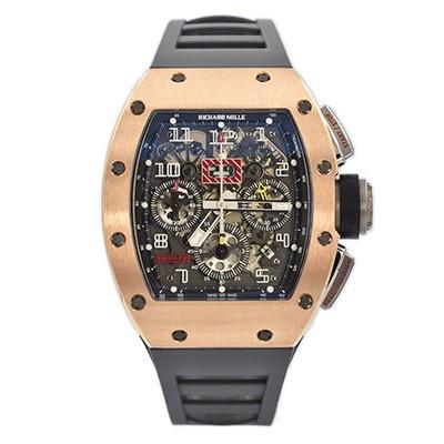 Richard Mille RM011-01Rose Gold Titanium