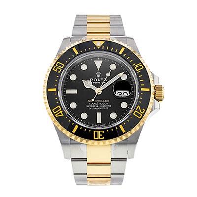 Rolex Sea-Dweller 126603 Steel/Yellow Gold