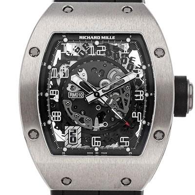 Richard Mille RM010 Titanium