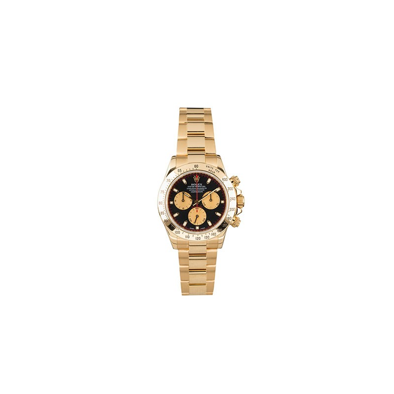 Rolex Daytona Yellow Gold 'Paul Newman' Dial