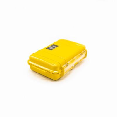Watch Travel Case Yellow