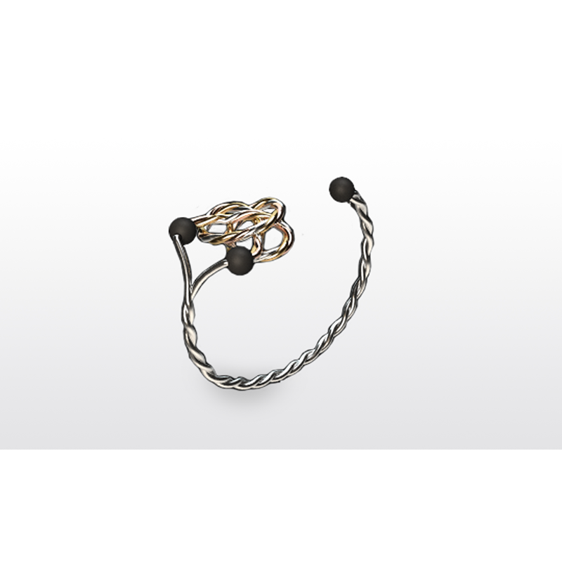 Josephine Knot Collection Bangle