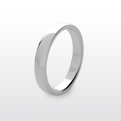 Slim Wedding Band