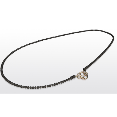Josephine Knot Collection Necklace