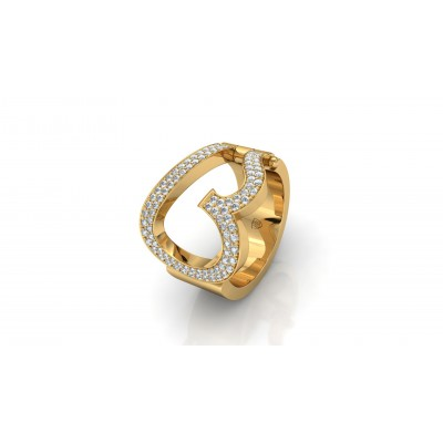 B Ring Diamond